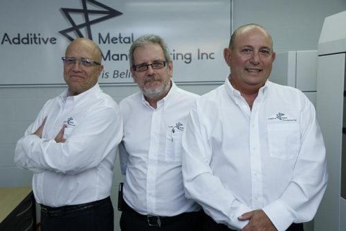 How 3 Industry Veterans Launched an Additive Metal Business